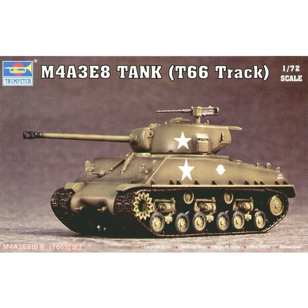 M4A3E8 (Chenille T66)
