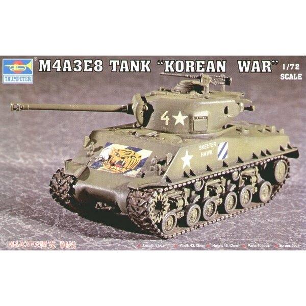 M4A3E8 Sherman Korea (T80 Track)