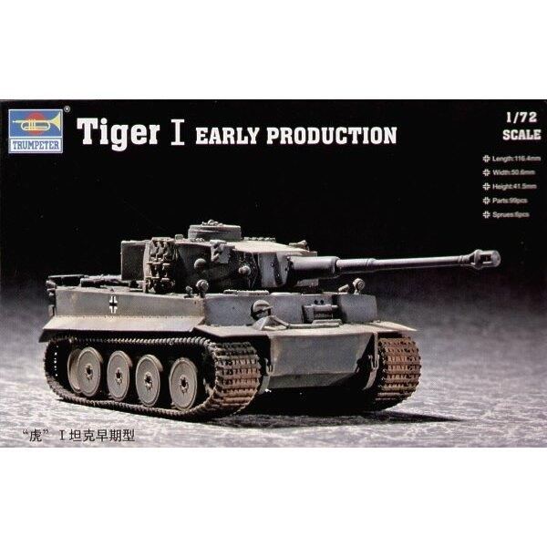 Tiger I (primitif)