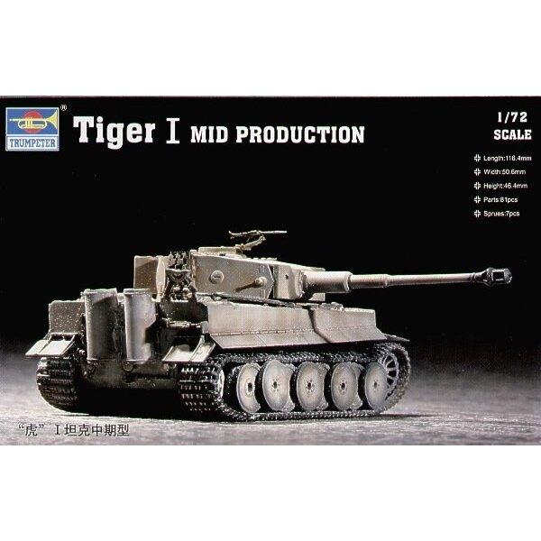 Tigre I (Milieu de production)