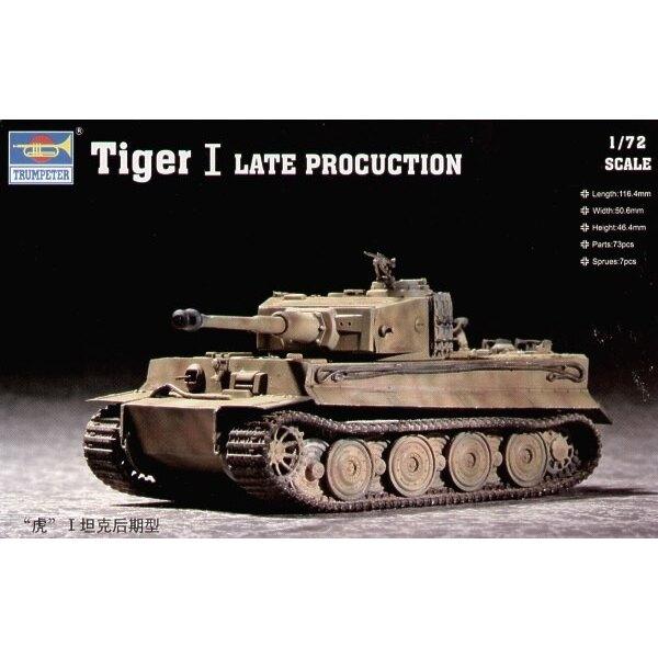 Tiger I (tardif)