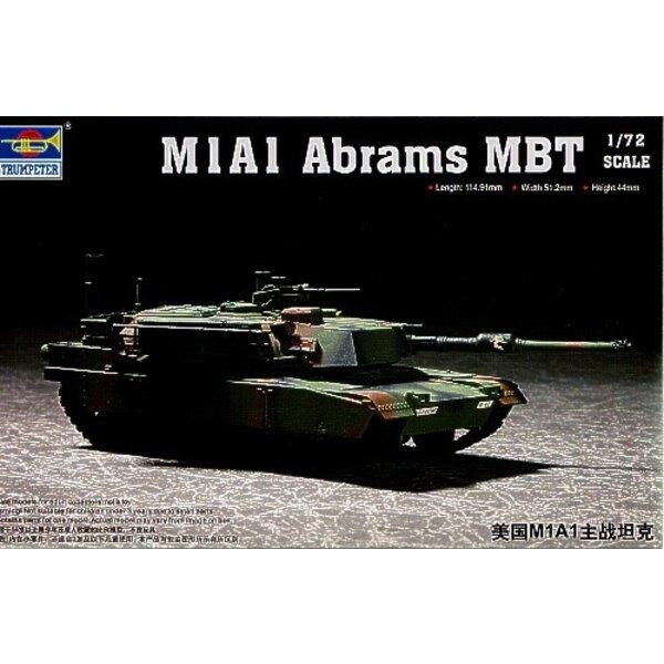 Char de bataille M1A1 Abrams