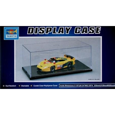 Display case 232mmL x 120mmW x 86mmH
