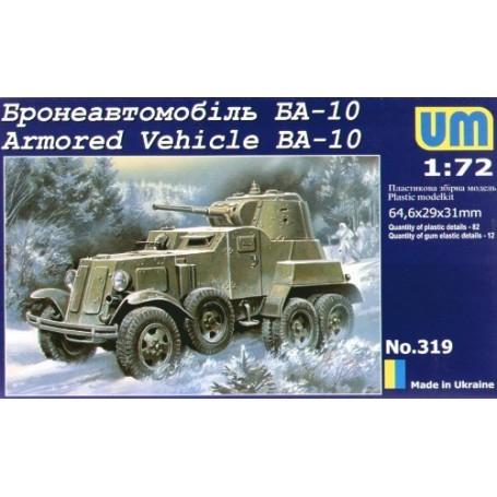 Automitrailleuse BA-10