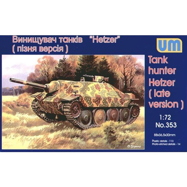 Version tardive de Hetzer