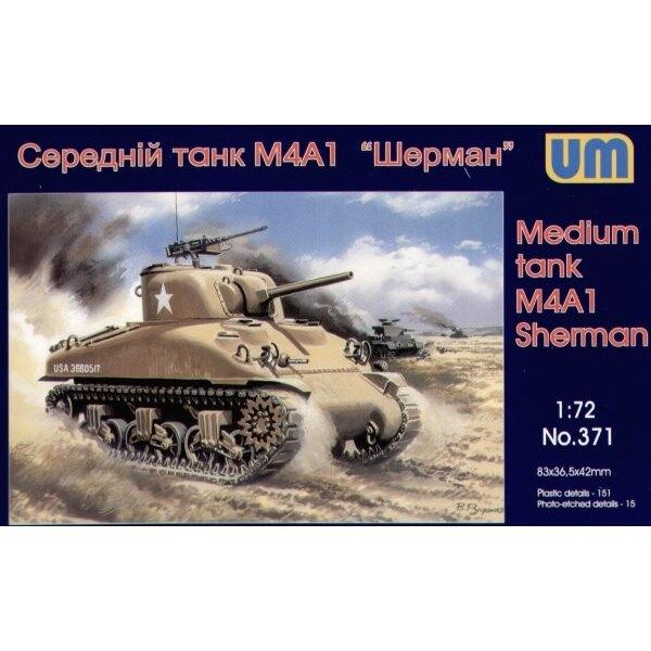 Char moyen M4A1