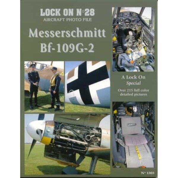 Lock On No.28 Messerschmitt Bf 109G-2