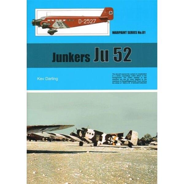 Junkers Ju 52 by Kev Darling