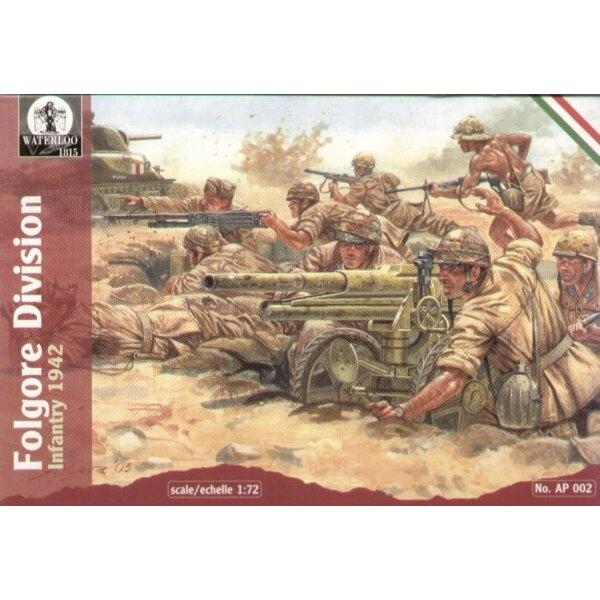 Division d'infanterie Folgore 1942