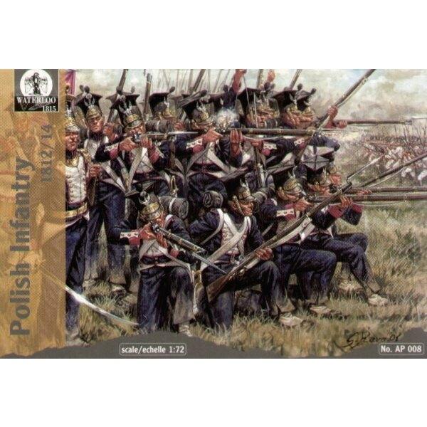 Infanterie polonaise 1812/14