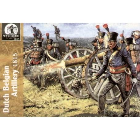 Artillerie hollandaise/Belge 1815