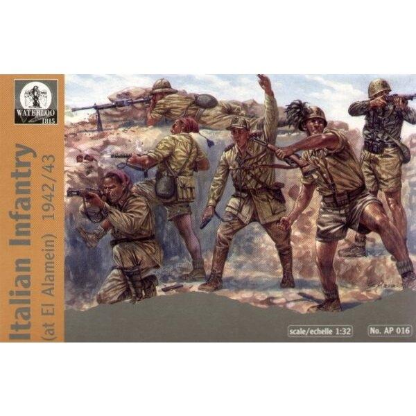Infanterie italienne El Alamein