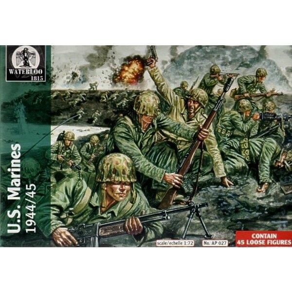 US Marines 1944-45 (45 figurines)