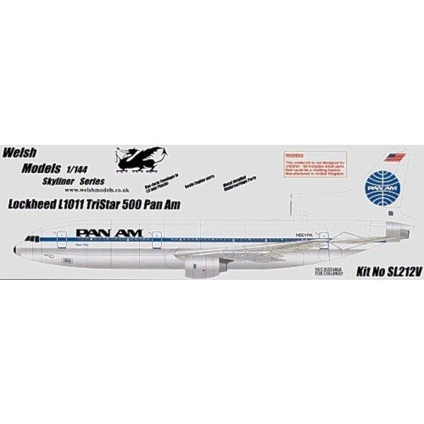 Lockheed L1011 TriStar 500 Pan Am