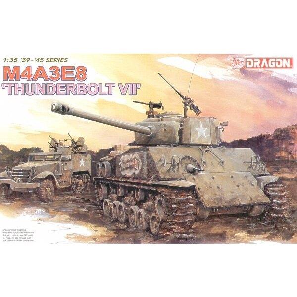 M4A3E8 Sherman Thunderbolt IV