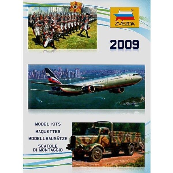 Catalogue Zvezda 2009