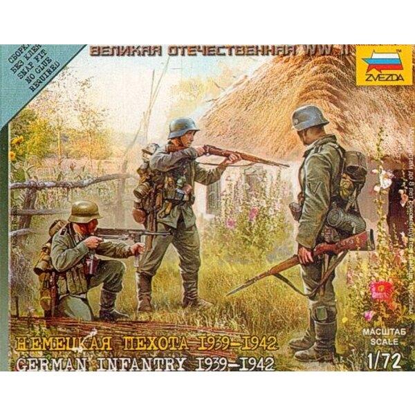 Infanterie allemande 1939-1942