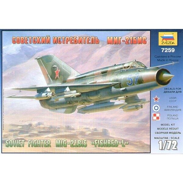 """Mikoyan MiG-21Bis Fishbed L"""""""""""