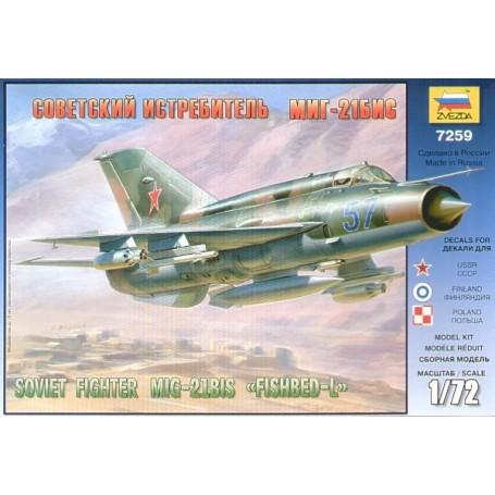 Mikoyan MiG-21Bis Fishbed L