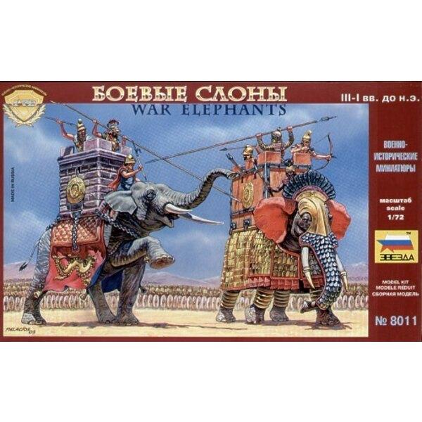 War Elephants III-1 centuries BC