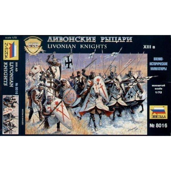 Livonian Knights XIIB
