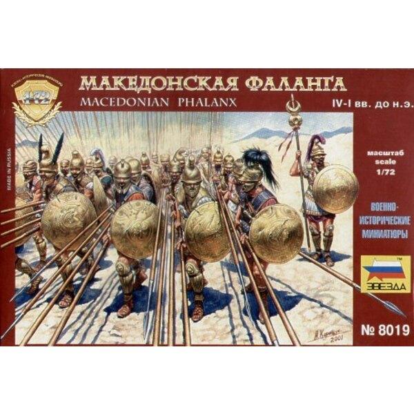 Macedonian Phalanx IV-1 BC