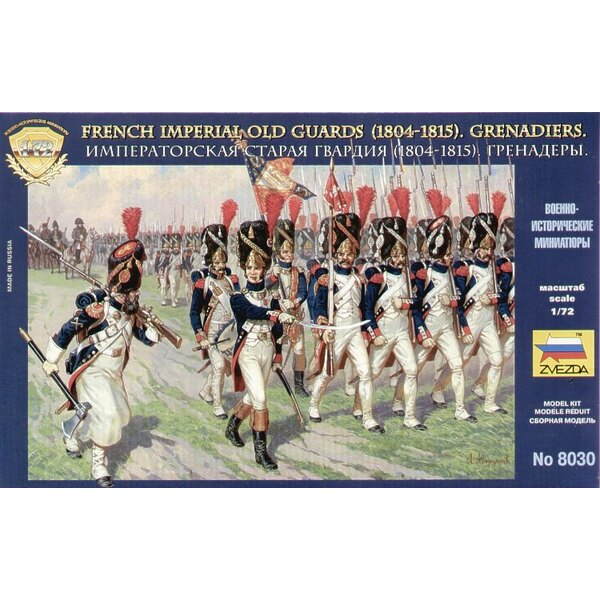 French Emperors Old Guards 1805-1815