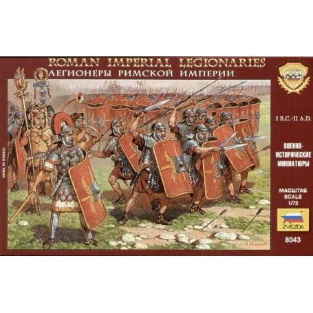 Infanterie impériale romaine (1av.J.C.-11ap.J.C.)
