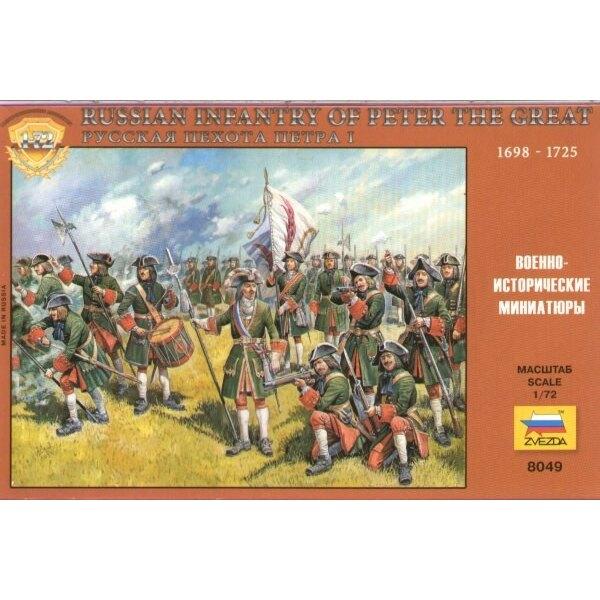 Infanterie russe (Pierre le Grand)