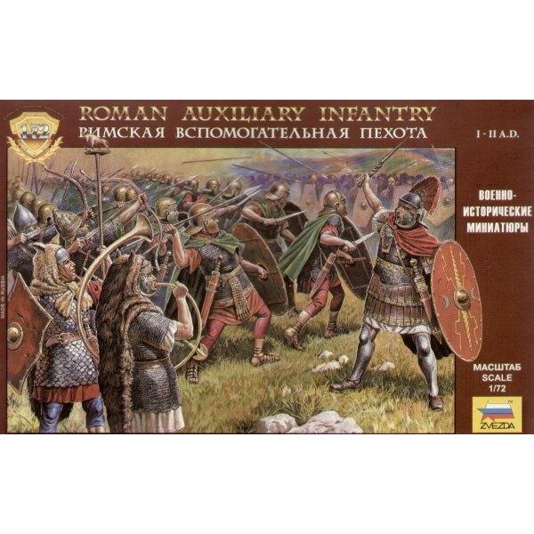 Infanterie auxiliaire romaine
