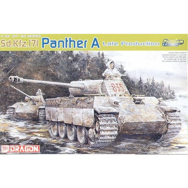 Panther (version tardive)