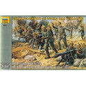 infanterie allemande 1ère gm