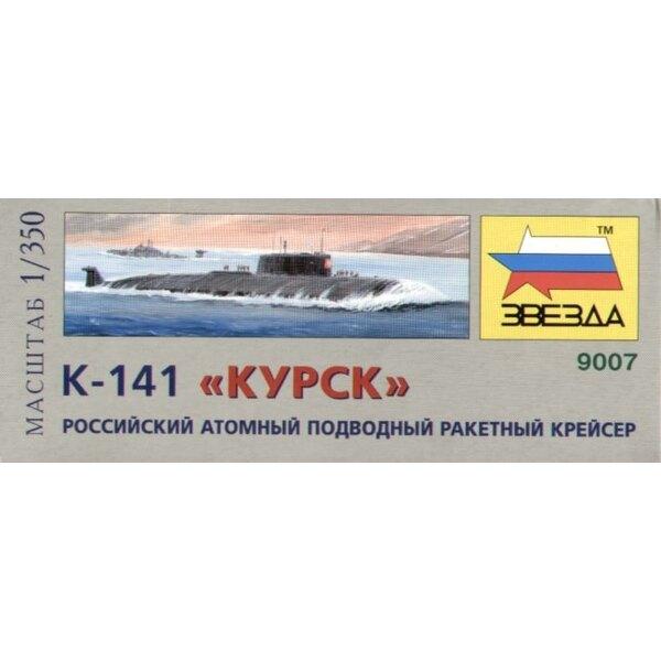 Sous-marin nucléaire russe K-141 'Kursk'