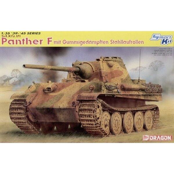 Panther F version à roues d'acier