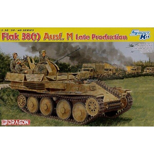 Flak 38 (t) Ausf. M production tardive