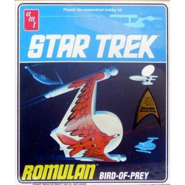 Oiseau de proie Romulan (comme vu dans l'épisode 'L'équilibre de la Terreur')