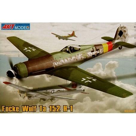Focke Wulf Ta 152H 1