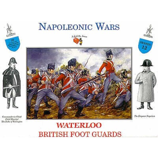 Foot Guard britanniques 16 figurines