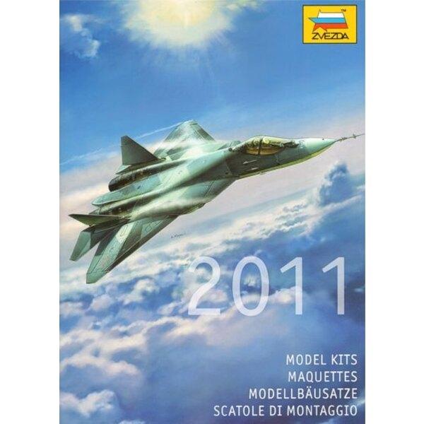 Catalogue Zvezda 2011