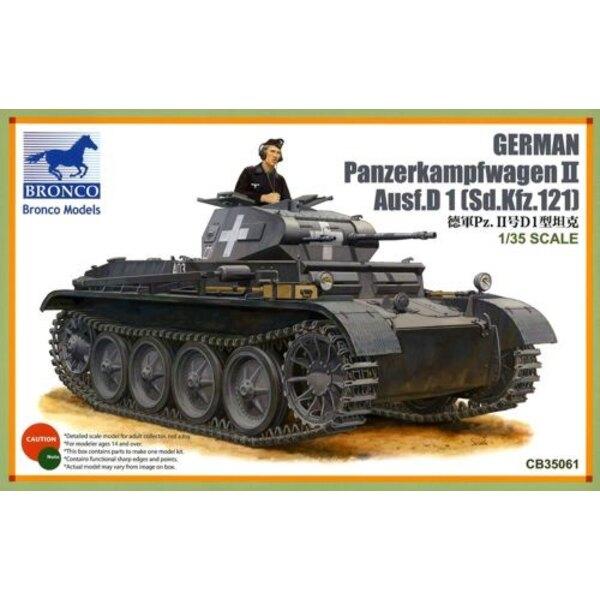 PanzerKampfwagen II Ausf D1