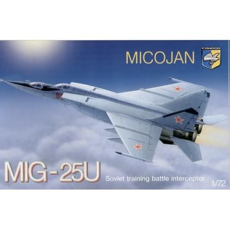 MIG-25U Intercepteur d'entraînement soviétique