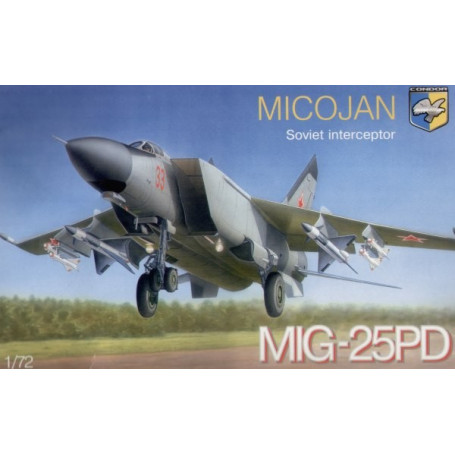 Mikoyan MiG-25PD Foxbat