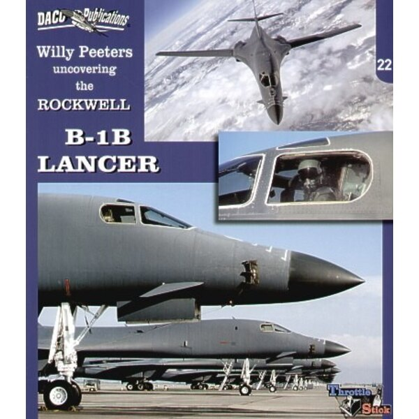 """""""Uncovering"""" the Rockwell B-1B Lancer"""