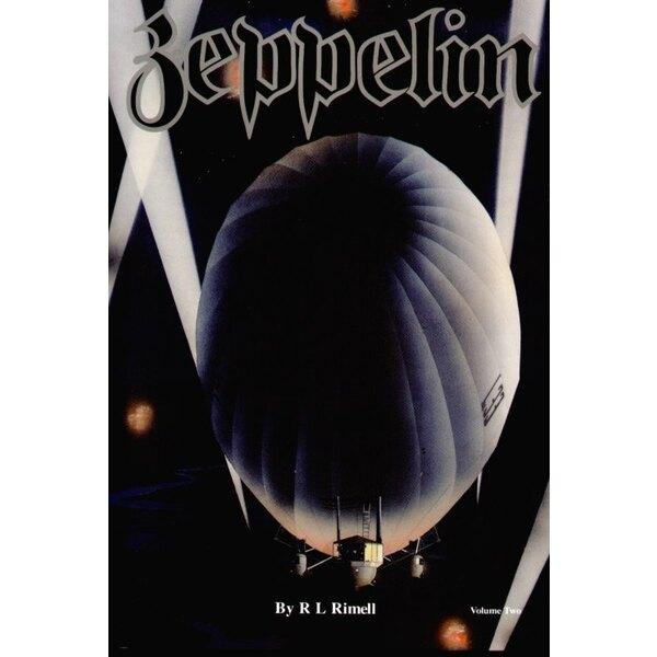 Zeppelin Volume 2 par Ray Rimell (Albatros specials)