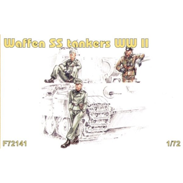 Waffen SS tankers WWII