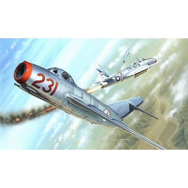 Mikoyan MiG-15bis