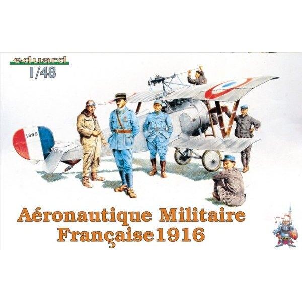 Aeronautique militaire francaise 1916.