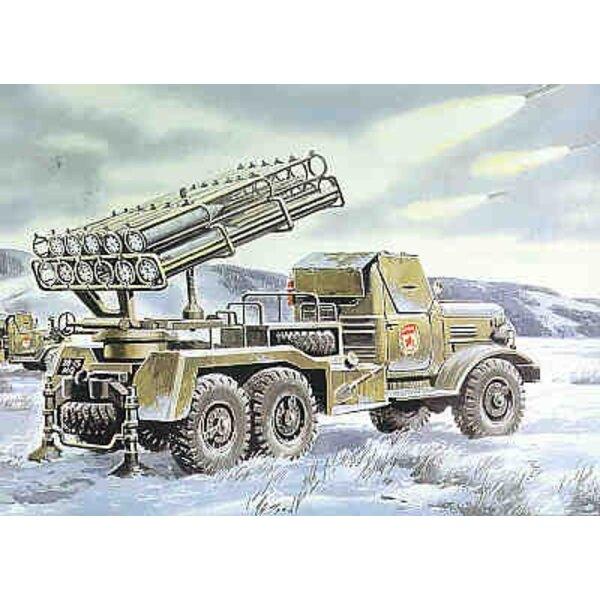 BM-24-12 Katiusha.