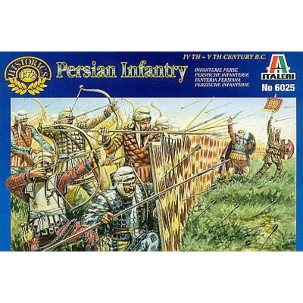 Persian Infantry