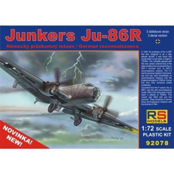 Junkers Ju 86R